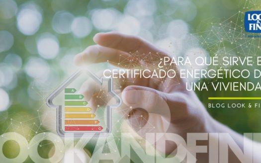 Para que sirve el certificado energetico